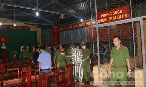 Chùm ảnh: Bữa ăn cuối cùng của tử tù Nguyễn Hải Dương - Ảnh 9.