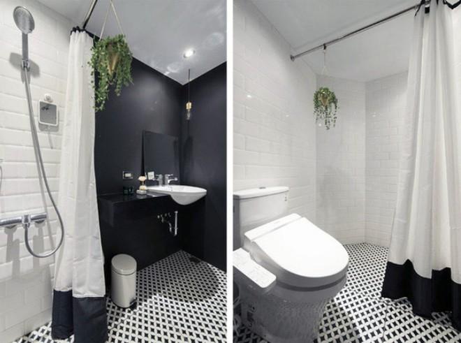 photo 7 1510976213340 Thiết kế căn hộ đẹp nhỏ chỉ vỏn vẹn 30m² nhưng khiến cho bất kỳ ai cũng xiêu lòng