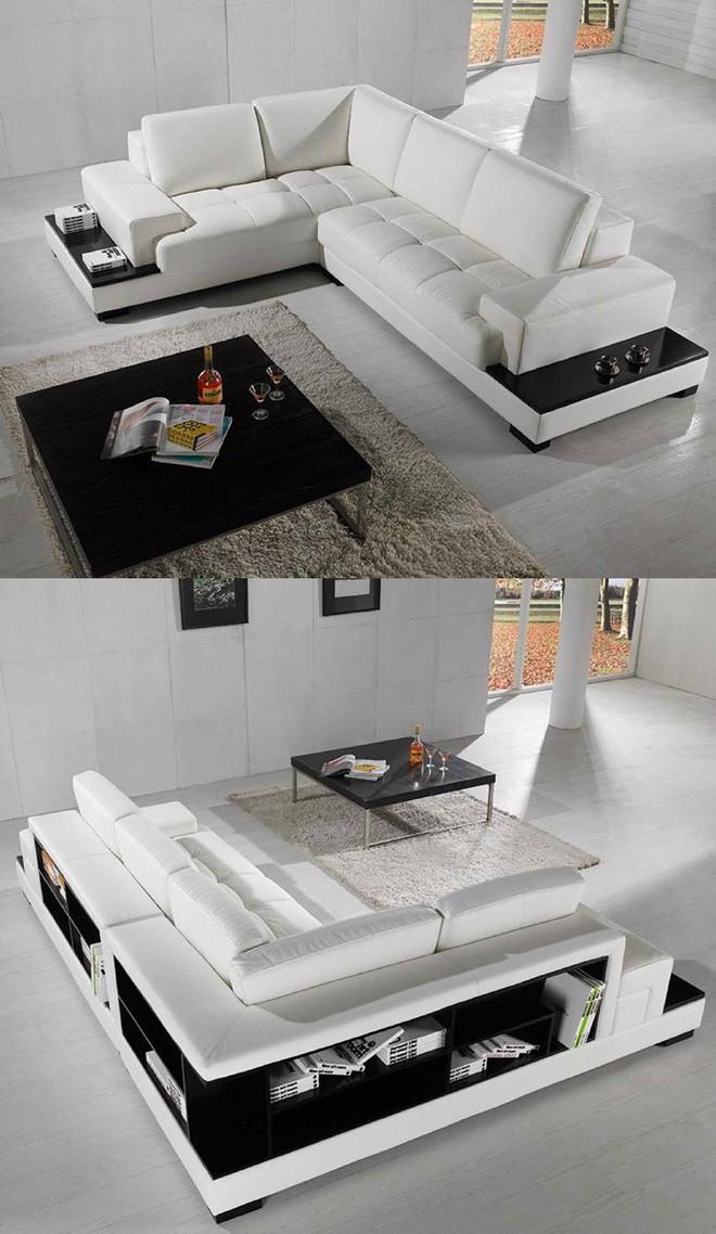 9 mẫu sofa đẹp, dễ ứng dụng cho nhiều phong cách trang trí nhà - Ảnh 8.