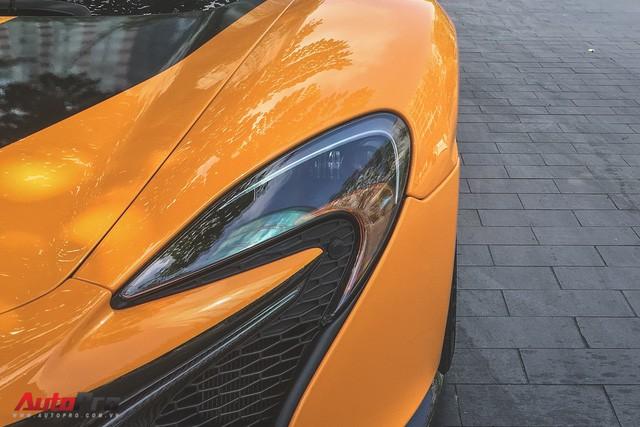 McLaren 650S Spider từng của Minh Nhựa tái xuất trên đường phố Sài Gòn - Ảnh 7.