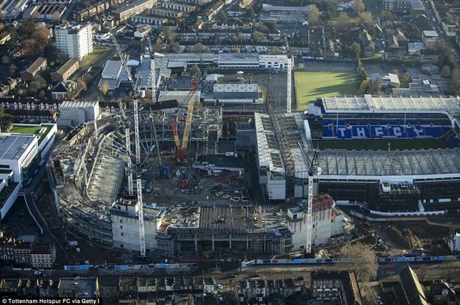 Chelsea chi 500 triệu bảng cải tạo Stamford Bridge - Ảnh 9.