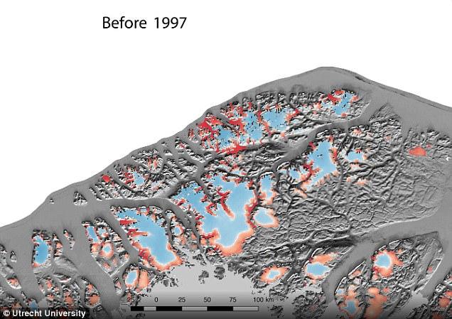 Greenland xuất hiện vết băng nứt bất thường, NASA đứng ngồi không yên - Ảnh 4.