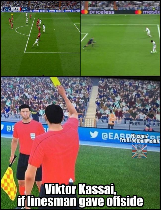 Ảnh chế: Ronaldo hóa siêu nhân trong trận thắng Bayern - Ảnh 9.