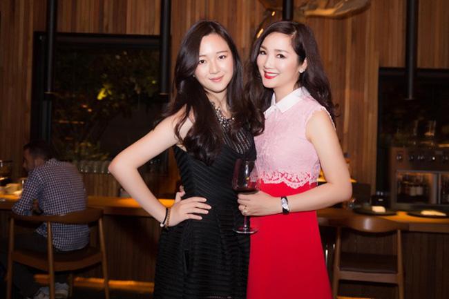 Vẻ đẹp trời phú của những  ái nữ nhà đại gia Việt  - Ảnh 9