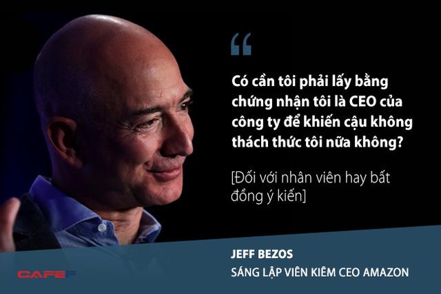 Những câu nói nổi tiếng làm nên thương hiệu ông chủ Amazon của Jeff Bezos - Ảnh 9.