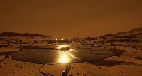 Trải nghiệm sinh động cuộc đổ bộ Sao Hỏa năm 2030 - Ảnh 8.
