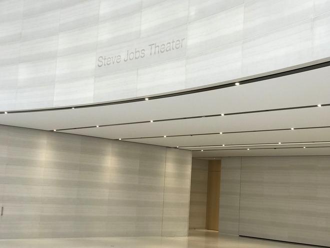 Bên trong Nhà hát Steve Jobs - nơi diễn ra sự kiện Apple - một tuyệt tác như chính chiếc iPhone vậy - Ảnh 9.