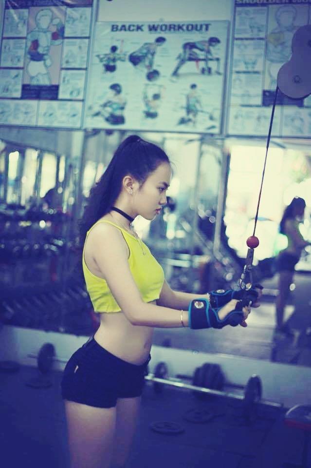 Vượt qua tuổi thơ bị ghẻ lạnh, lớn lên trong xóm ổ chuột, cô gái Nha Trang lột xác thành hot girl phòng gym - Ảnh 9.