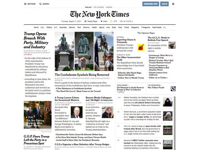 So sánh giao diện của những website nổi tiếng: Ngày xưa và bây giờ - Ảnh 10.