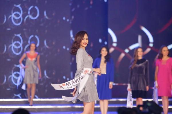 HOT: Khánh Ngân đăng quang Hoa hậu Hoàn cầu 2017 - Ảnh 9.