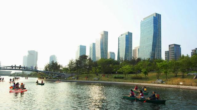 Hàn Quốc xây dựng thành phố 35 tỷ USD không cần ô tô  - Ảnh 9.