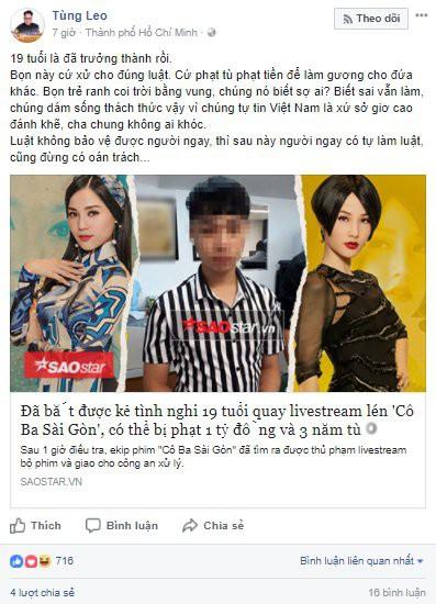 Diễm My 9x (Cô Ba Sài Gòn) đanh thép: Không nên cổ xúy livestream phim rạp, đây là hành động đáng bị xã hội lên án - Ảnh 9.