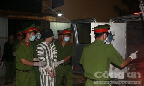Chùm ảnh: Bữa ăn cuối cùng của tử tù Nguyễn Hải Dương - Ảnh 10.
