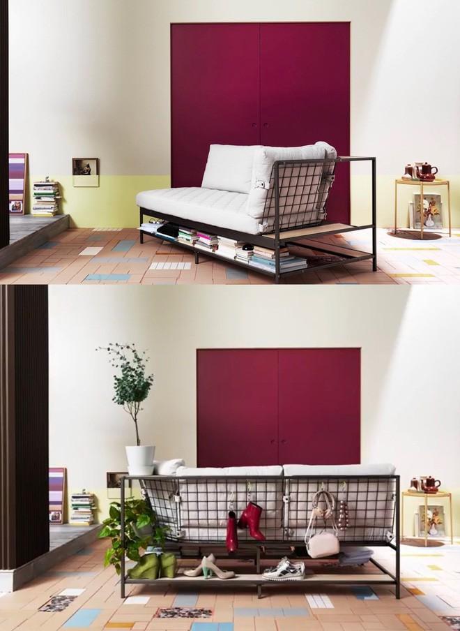 9 mẫu sofa đẹp, dễ ứng dụng cho nhiều phong cách trang trí nhà - Ảnh 9.