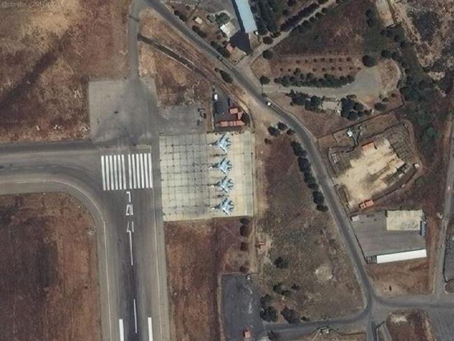 Nga tung hoành trên chiến trường Syria với bao nhiêu chiến đấu cơ? - Ảnh 8.