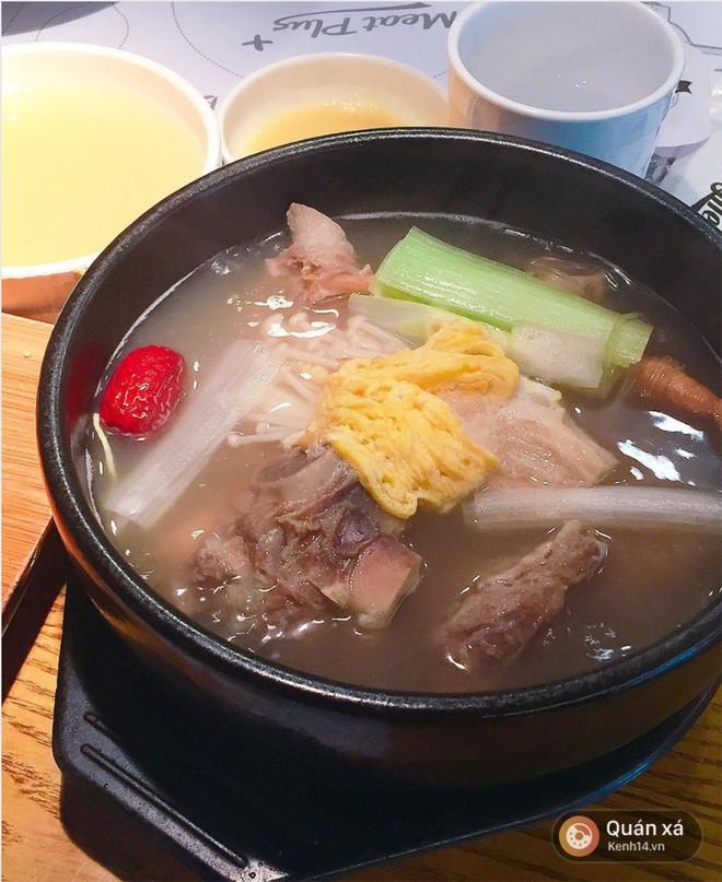 4 địa chỉ nướng Hàn Quốc ở Hà Nội mà các tín đồ ăn uống nhất định nên thử 1 lần - Ảnh 9.
