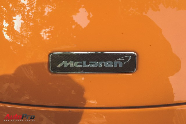 McLaren 650S Spider từng của Minh Nhựa tái xuất trên đường phố Sài Gòn - Ảnh 8.