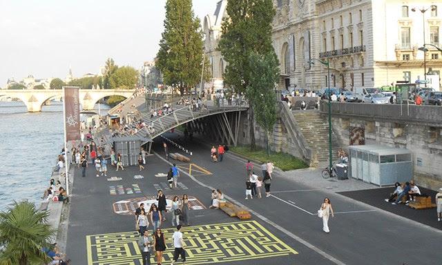 Những khu phố hấp dẫn nhất thế giới không chỉ có vỉa hè thông thoáng - Ảnh 10.