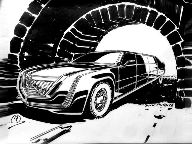 Những điều chưa ai kể về dàn xe ô tô trong Logan - một trong những bí quyết thành công của bộ phim bom tấn này - Ảnh 9.