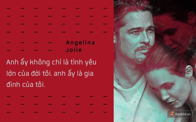 Những giọt nước mắt và nụ cười của Angelina Jolie khi ở bên Brad Pitt suốt 12 năm - Ảnh 10