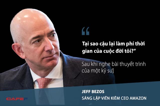 Những câu nói nổi tiếng làm nên thương hiệu ông chủ Amazon của Jeff Bezos - Ảnh 10.