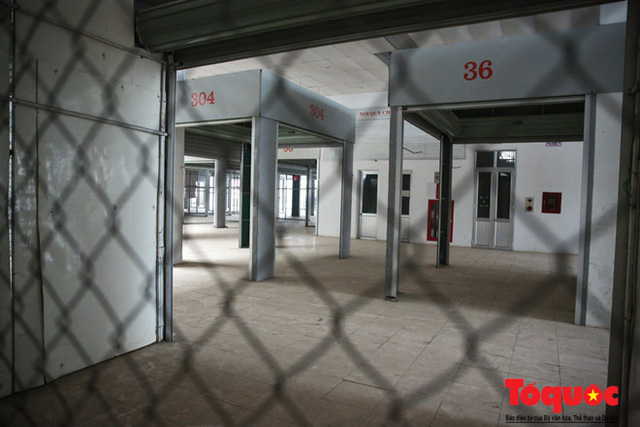 Cận cảnh trung tâm thương mại lớn nhất Lạng Sơn ế khách suốt 9 năm - Ảnh 10.