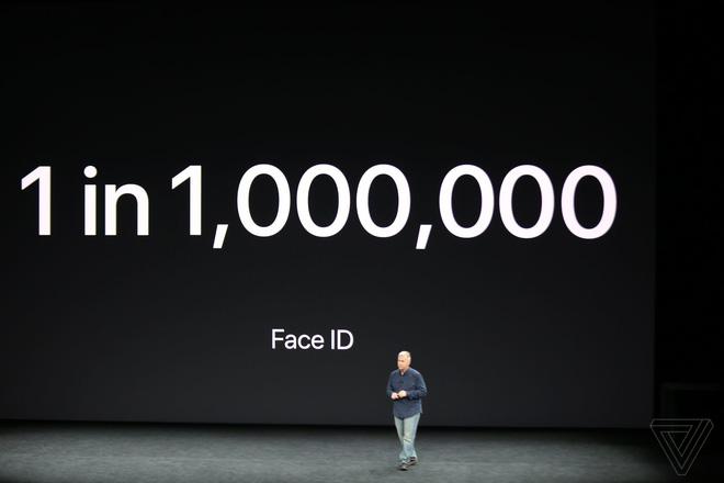 Đây là iPhone X: Giá từ 1000 USD, thiết kế toàn màn hình, loại bỏ nút Home và Touch ID, nhận diện khuôn mặt Face ID, màn hình Super Retina Display - Ảnh 10.