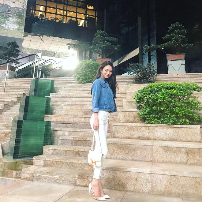 Cô bạn Trung Quốc mặt xinh, dáng đẹp, người gì đâu đáng yêu hết phần người khác - ảnh 10
