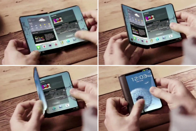 Samsung Galaxy X: Liệu đây đã là cái kết cho câu chuyện về smartphone gập kéo dài 6 năm nay? - Ảnh 9.