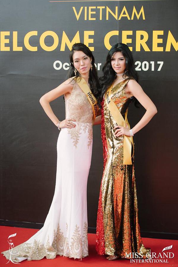 Xuất hiện Lan Khuê phiên bản lỗi tại Miss Grand International 2017 - Ảnh 11.