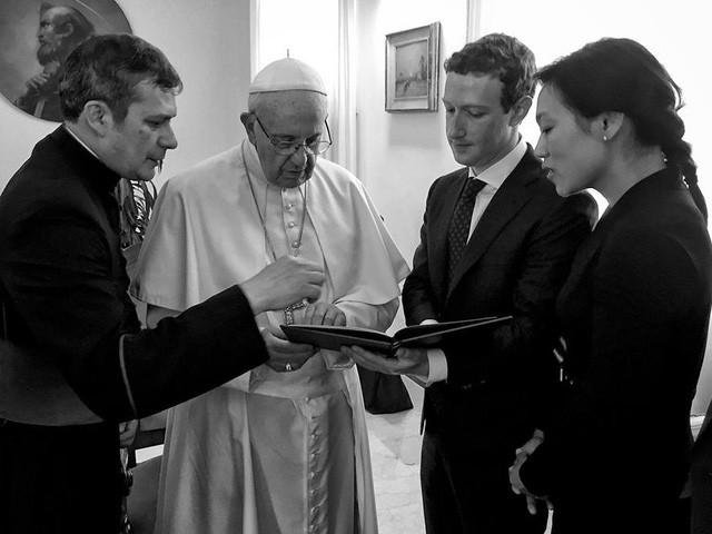 Quyết định ít nhất có thể là cách để Mark Zuckerberg điều hành Facebook nhưng vẫn có thời gian chăm con  - Ảnh 10.