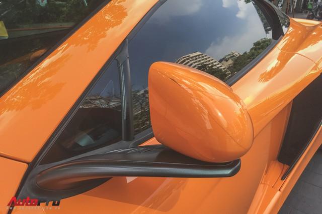 McLaren 650S Spider từng của Minh Nhựa tái xuất trên đường phố Sài Gòn - Ảnh 9.
