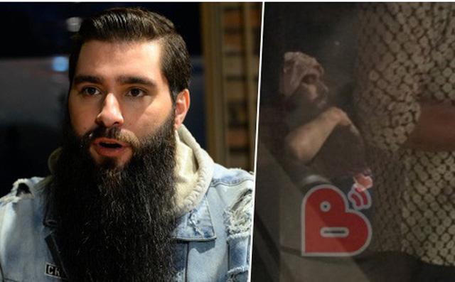 Clip Đạo diễn phim Kong bị đánh, đập chai lên đầu trong quán bar - Ảnh 2.