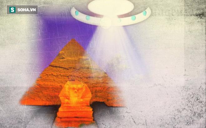 5 chứng cứ  cho giả thuyết: Người Ai Cập cổ đại có liên hệ với người ngoài hành tinh - Ảnh 2.