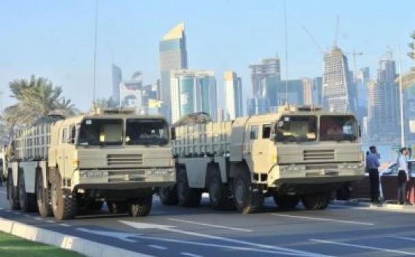 Sau loạt chiến cơ khủng, Qatar gây sốc với tên lửa đạn đạo Trung Quốc ngang ngửa Iskander