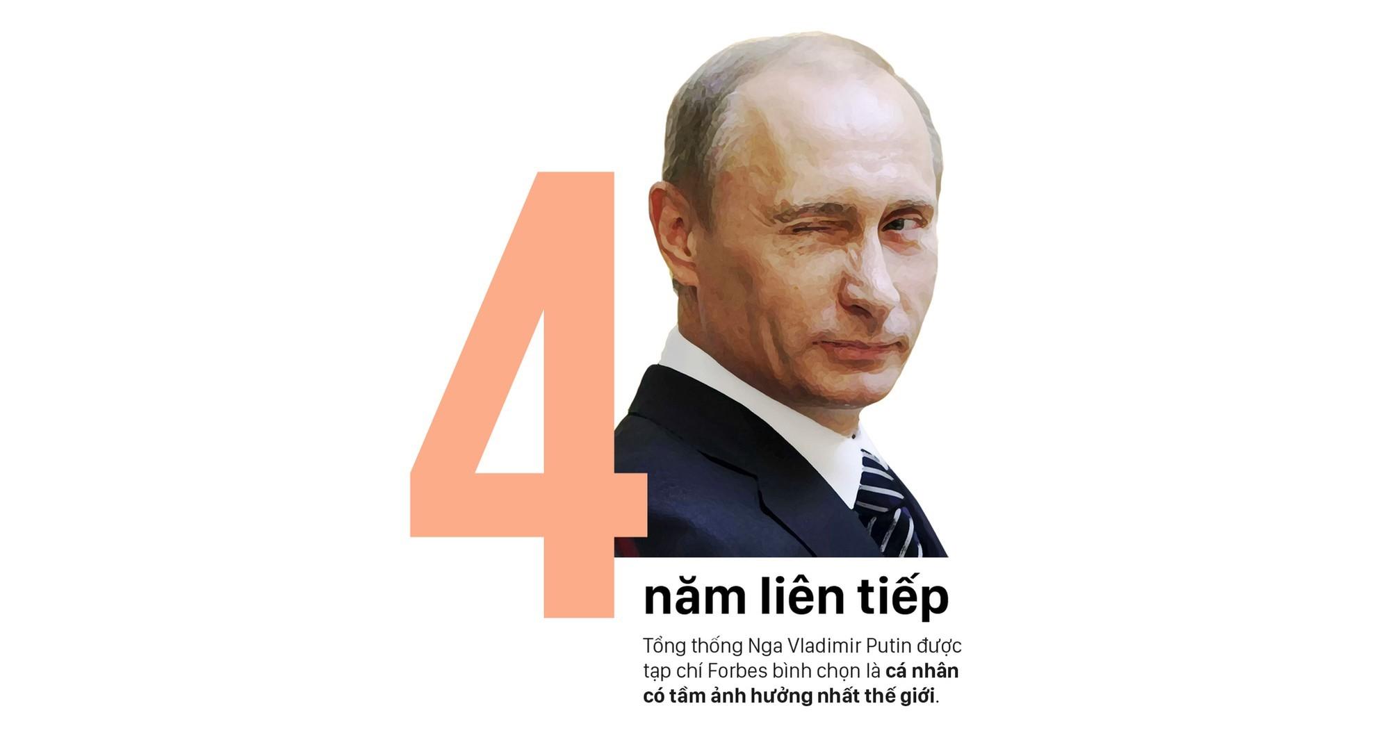 Tổng thống Nga Vladimir Putin: Chủ nhân Điện Kremlin 3 nhiệm kỳ và những con số đáng nể - Ảnh 6.