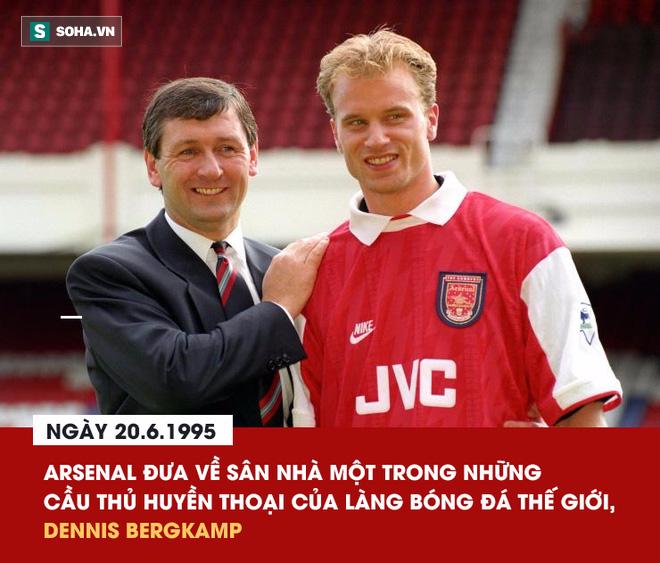 Bí ẩn màn sút vào tường tạo nên người Hà Lan không bao giờ bay Dennis Bergkamp - Ảnh 3.