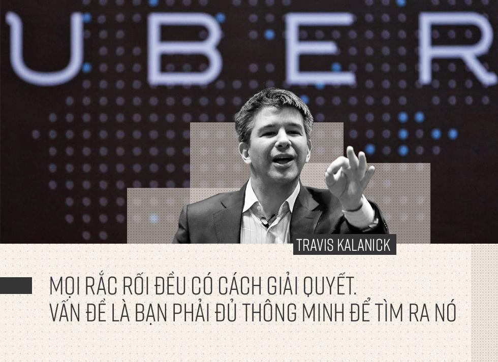 Travis Kalanick: Con sói cô đơn kiệt sức của Uber - Ảnh 5.