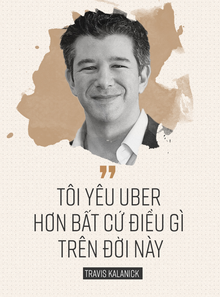 Travis Kalanick: Con sói cô đơn kiệt sức của Uber - Ảnh 8.