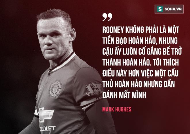 Wayne Rooney: Nếu không phải là huyền thoại thì chắc chắn không thể là ác quỷ! - Ảnh 5.