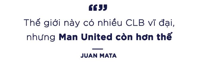 Juan Mata: Thế giới này có nhiều CLB vĩ đại, nhưng Man United còn hơn thế - Ảnh 11.