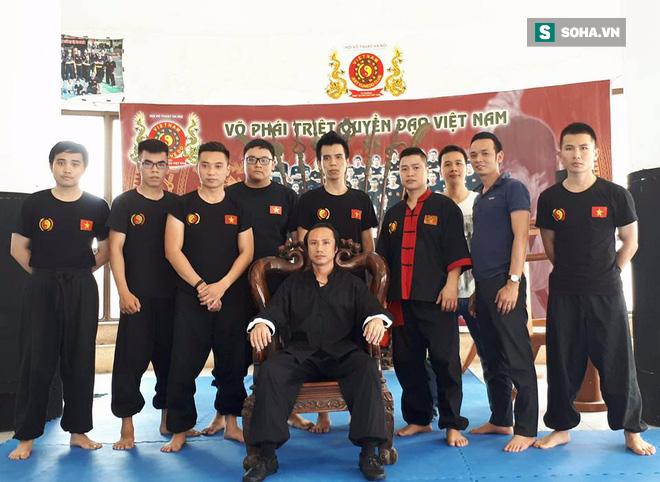 Vén màn võ công truyền nhân Lý Tiểu Long tại Hà Nội 1