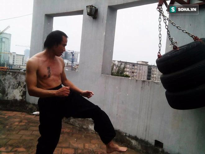 Vén màn võ công truyền nhân Lý Tiểu Long tại Hà Nội 2