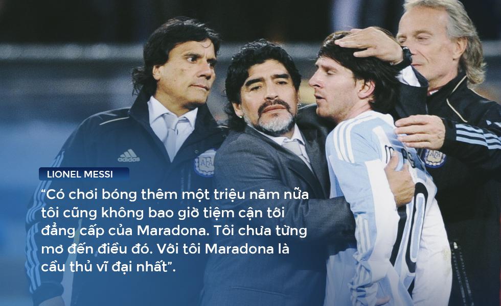 Ở nơi ấy, Maradona là siêu sao, là thánh sống, là Chúa trời - Ảnh 13.