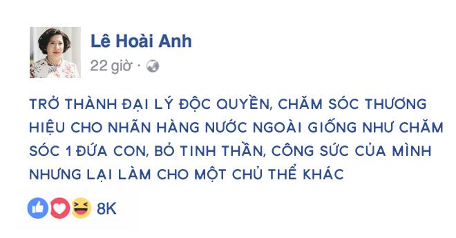 Doanh nhân nghìn like Lê Hoài Anh: Những người hay ảo trong cuộc sống cũng ảo trên facebook - Ảnh 6.