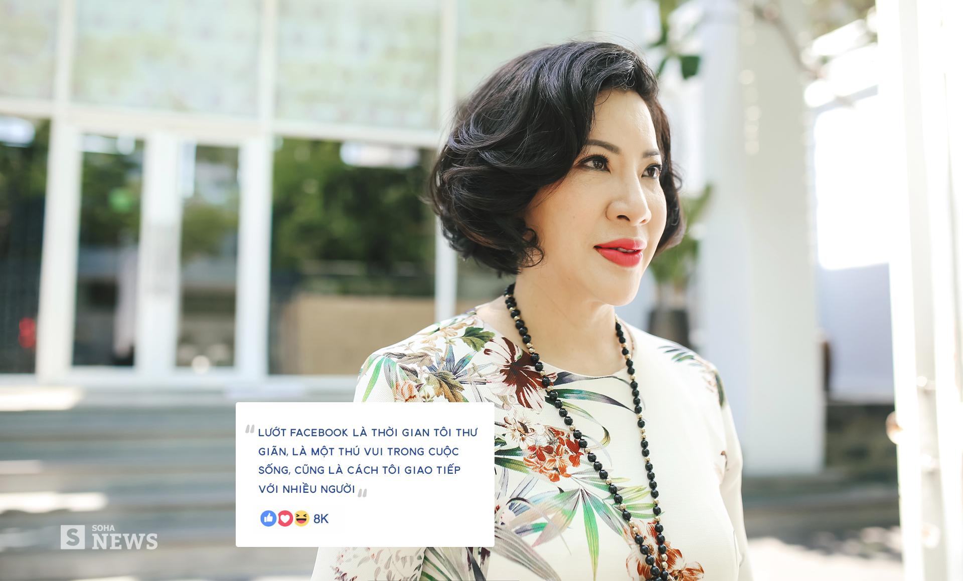 Doanh nhân nghìn like Lê Hoài Anh: Những người hay ảo trong cuộc sống cũng ảo trên facebook - Ảnh 9.