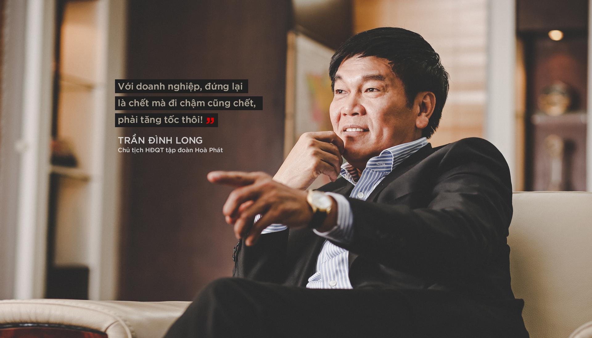 """Ông Trần Đình Long: """"Chúng tôi thành công như hôm nay vì không biến Hòa Phát thành một tập đoàn họ hàng"""" - Ảnh 7."""