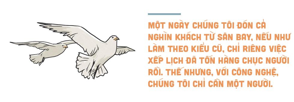 Chân dung Trần Trọng Kiên: Ông chủ của công ty du lịch đặc biệt nhất Việt Nam - Ảnh 8.