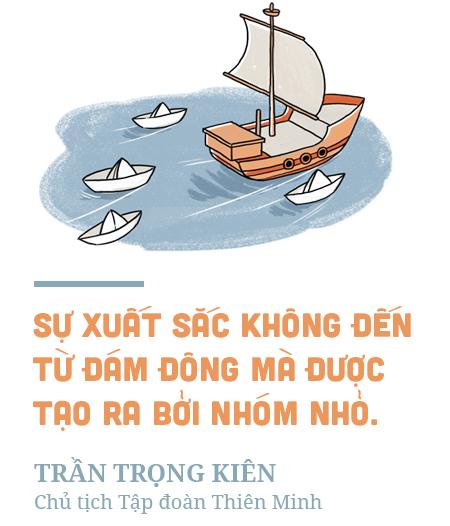 Chân dung Trần Trọng Kiên: Ông chủ của công ty du lịch đặc biệt nhất Việt Nam - Ảnh 11.