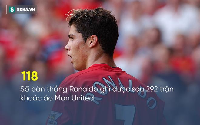 Mourinho gay gắt khi lần đầu tiên nhắc đến việc đưa Ronaldo về Man United - Ảnh 1.